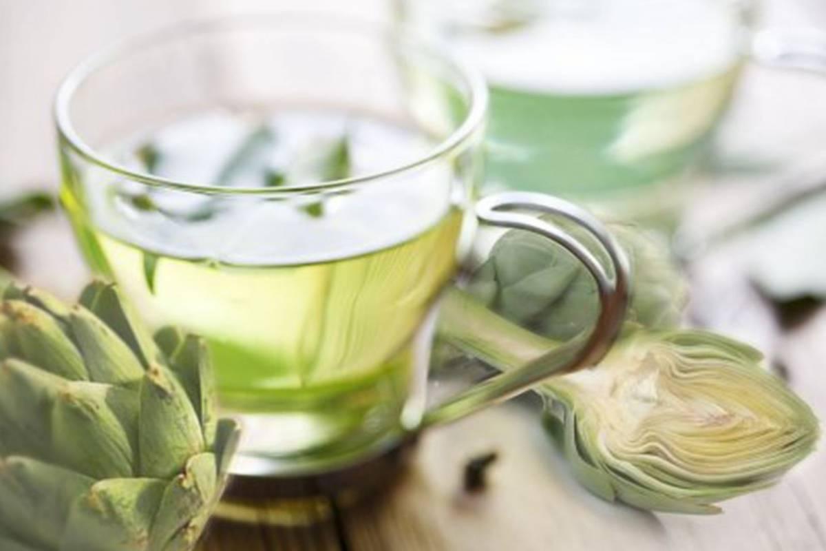 Beneficios del Té de Alcachofa